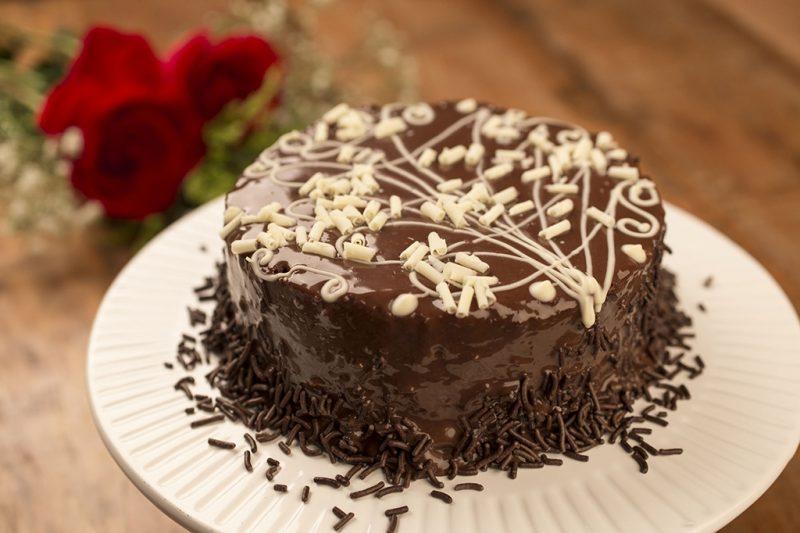 Bolo De Chocolate (kg)