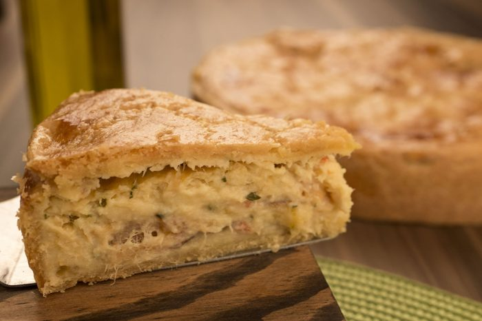 Torta De Bacalhau – 100 G