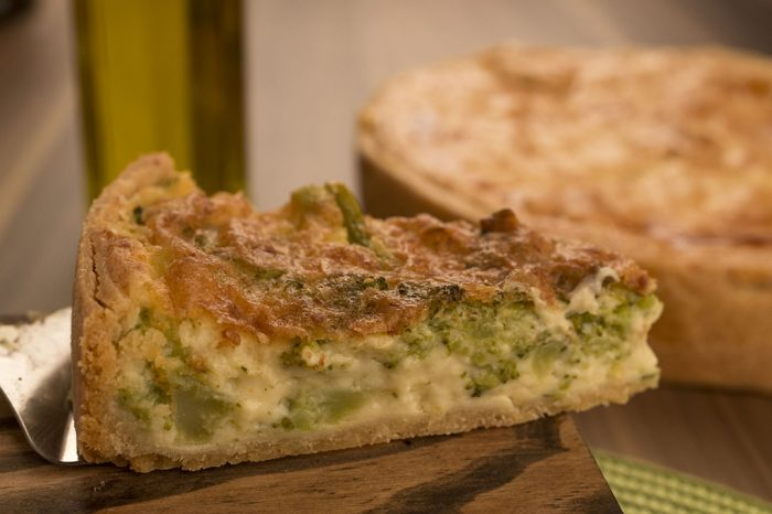 Torta De Brócolis – 100 G