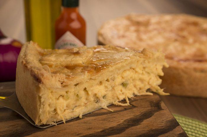 Torta De Frango – 100 G