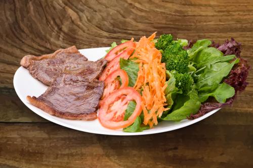 Filé Marco's Salada
