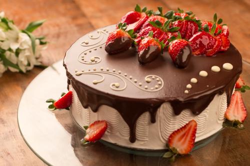 Torta Surpresa