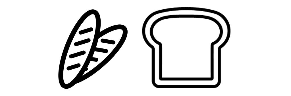 Mini Francês Com Manteiga
