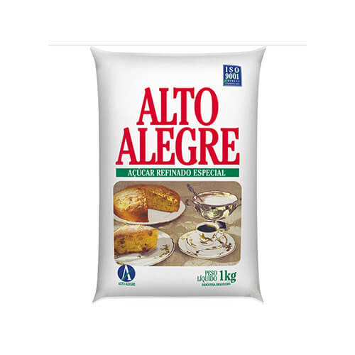 3187 – Açúcar Alto Alegre 1 Kg