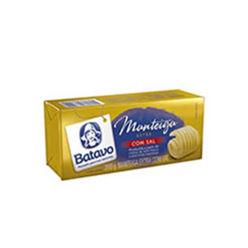 401 – Manteiga Batavo Com Sal