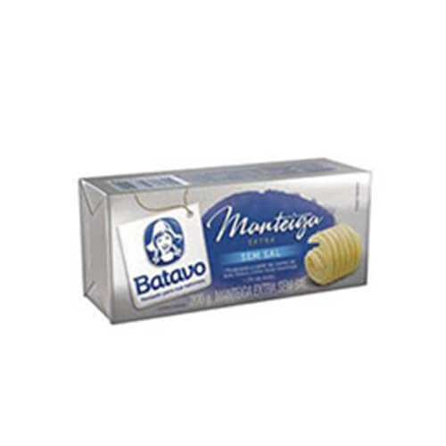 399 – Manteiga Batavo Sem Sal