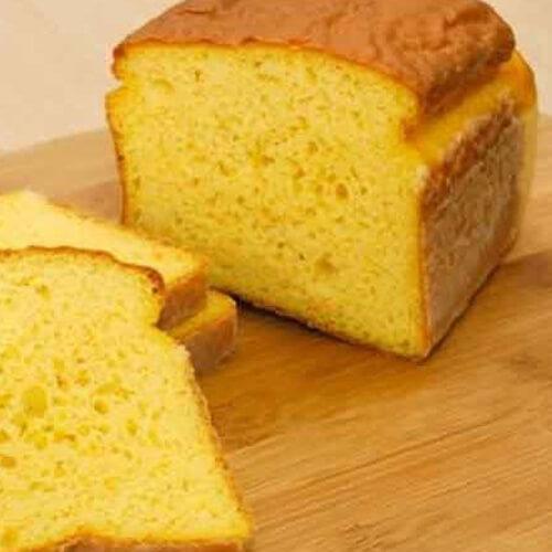 8402 – Pão De Cenoura