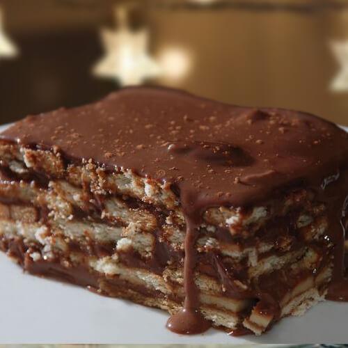 4913 – Mini Pavê De Chocolate Suíço CONGELADO