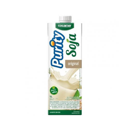 2265 – Bebida De Soja Purity Original 1L