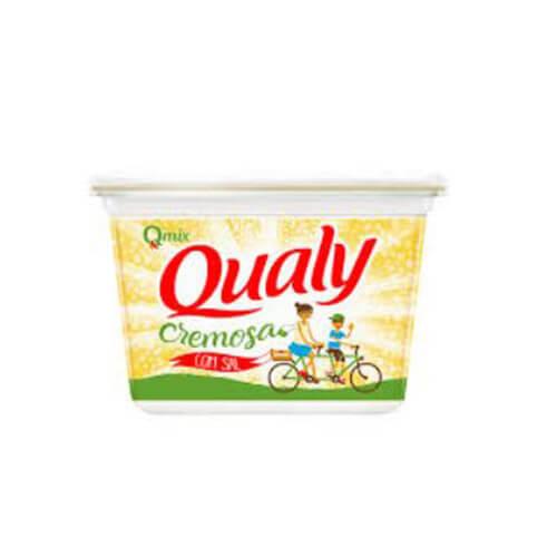 426 – Margarina Qualy Cremosa Com Sal – 250g