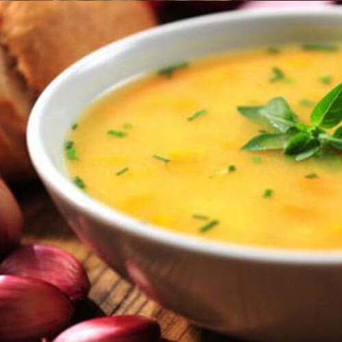 5821- Sopa De Costelinha E Mandioca Salsa CONGELADA