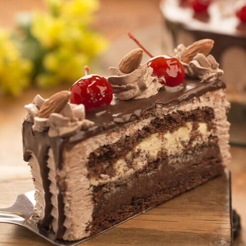 3106 – Torta Ferrero Rocher