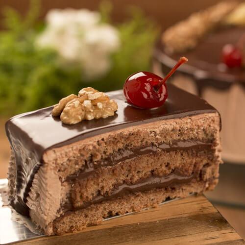 1633 – Torta Mousse De Chocolate