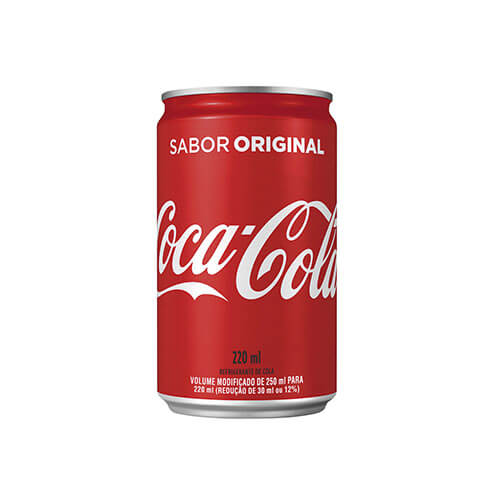 276 – Coca Lata 220 Ml