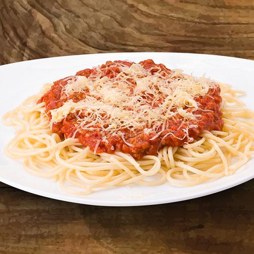 6658 – Espaguete à Bolonhesa