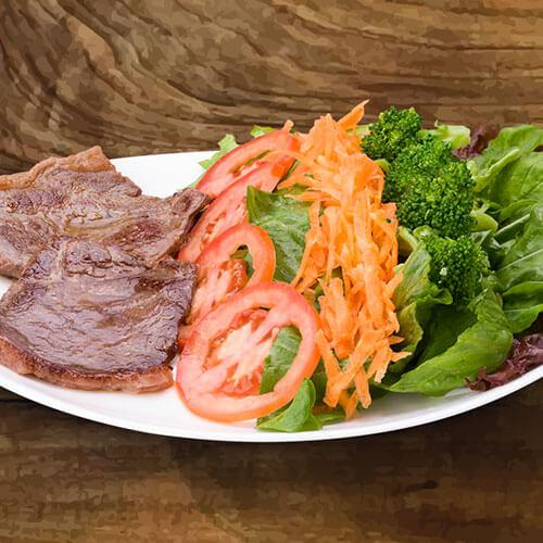 6637 – Filé Marco´s Com Salada