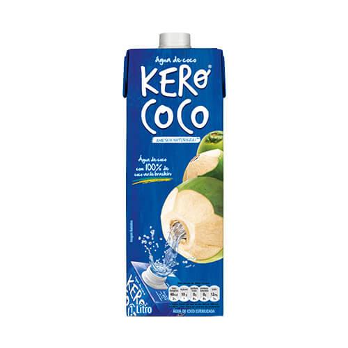 594 – Água De Coco Kerococo 1 Litro