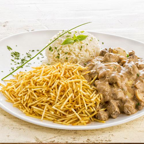 6653 – Strogonoff De Carne