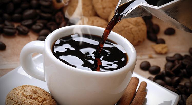 Café Coado E Café Expresso