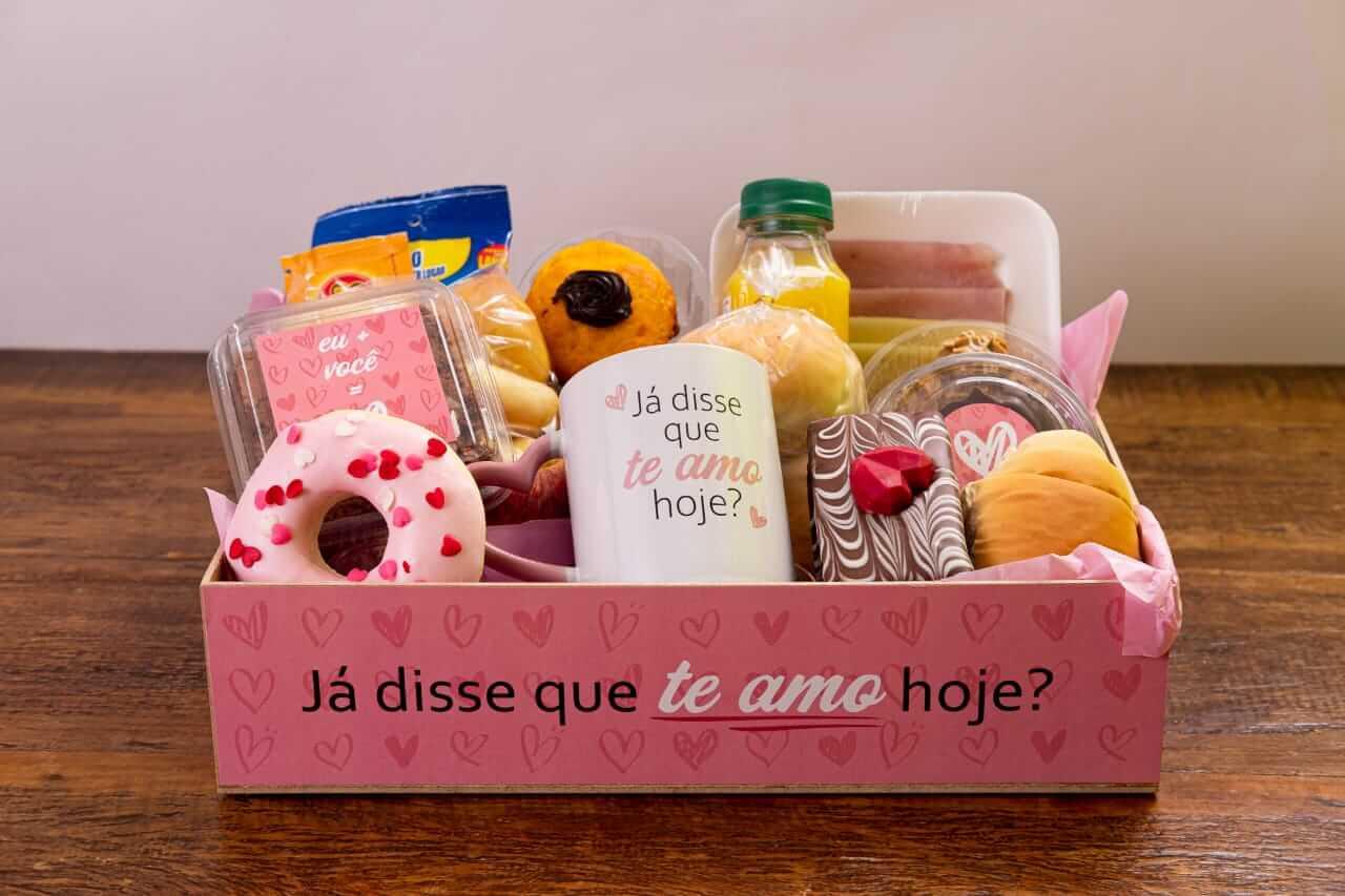 Cesta Café Pra Ela