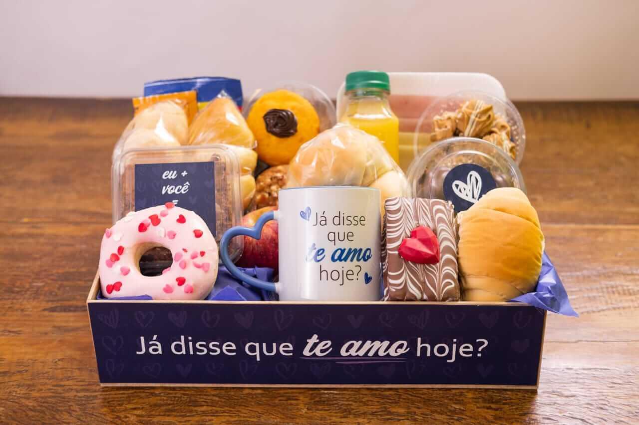 Cesta Café Pra Ele