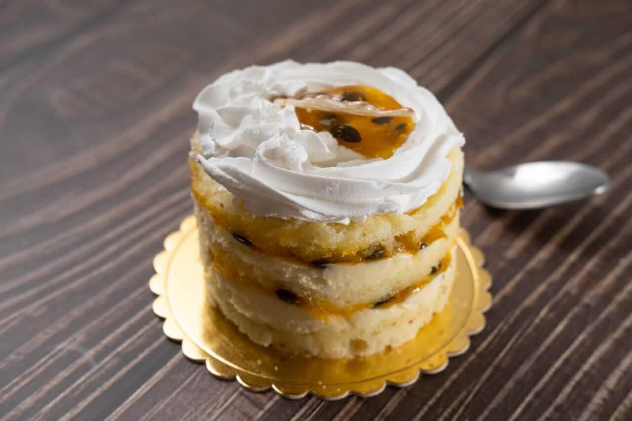 Mini Torta De Maracujá